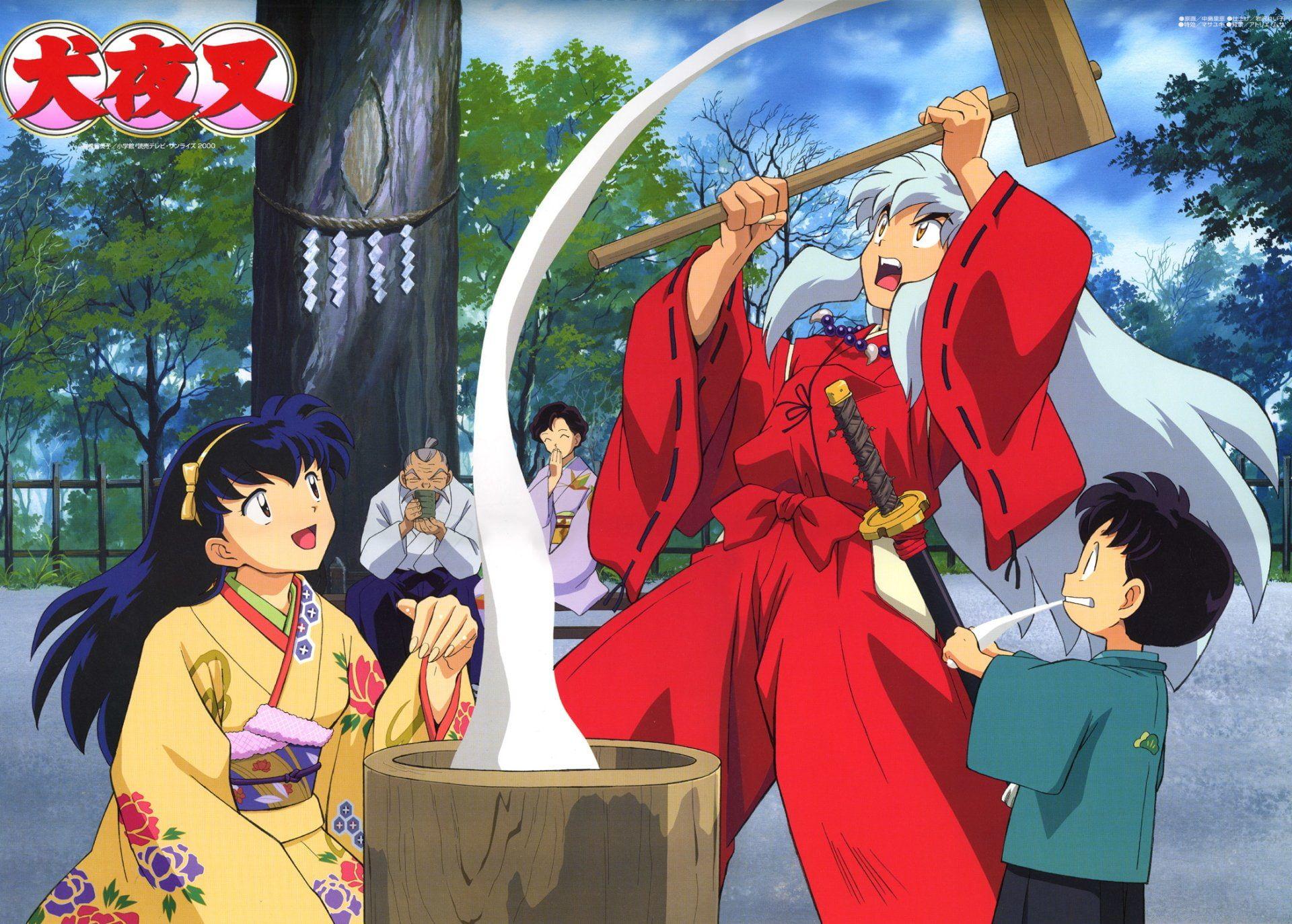 Anime Inuyasha Inuyasha Character 1080p Wallpaper Hdwallpaper Desktop In 2020 Inuyasha Anime Inuyasha Fan Art