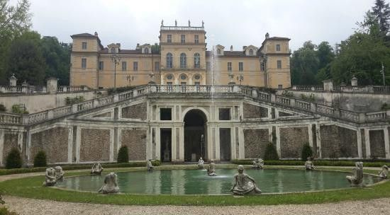Villa della Regina House styles, Mansions, Villa