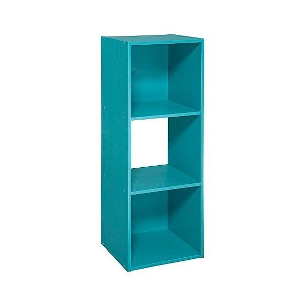 3-Cube Organizer Shelf ($25) ❤ liked on Polyvore featuring
