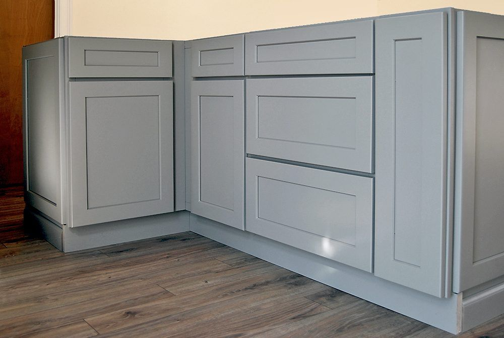 Stone Harbor Gray Kitchen Cabinets In 2019 Grey