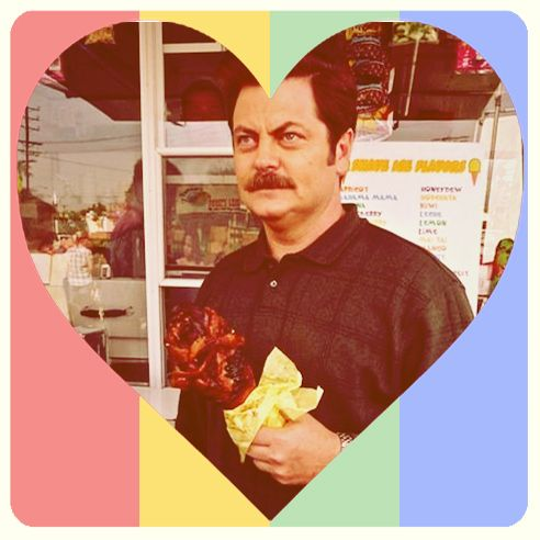 Explore Ron Swanson, Happy Valentines Day, And More!