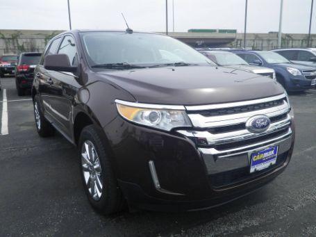 Ford Edge Limited In Kenosha Wi  At Carmax Com