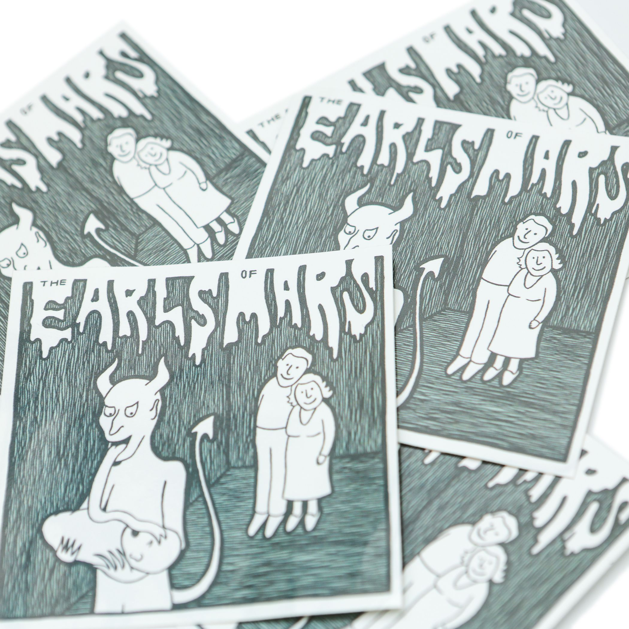Stickers for The Earls Of Mars! Check them here: www.theearlsofmars.com Check our stickers here: http://awsmr.ch/ZWzczH