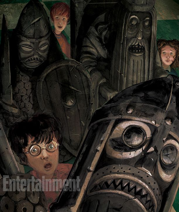 See 4 Never Before Seen Images From The Illustrated Harry Potter And The Sorcerer S Stone Harry Potter Illustrations Harry Potter Art First Harry Potter