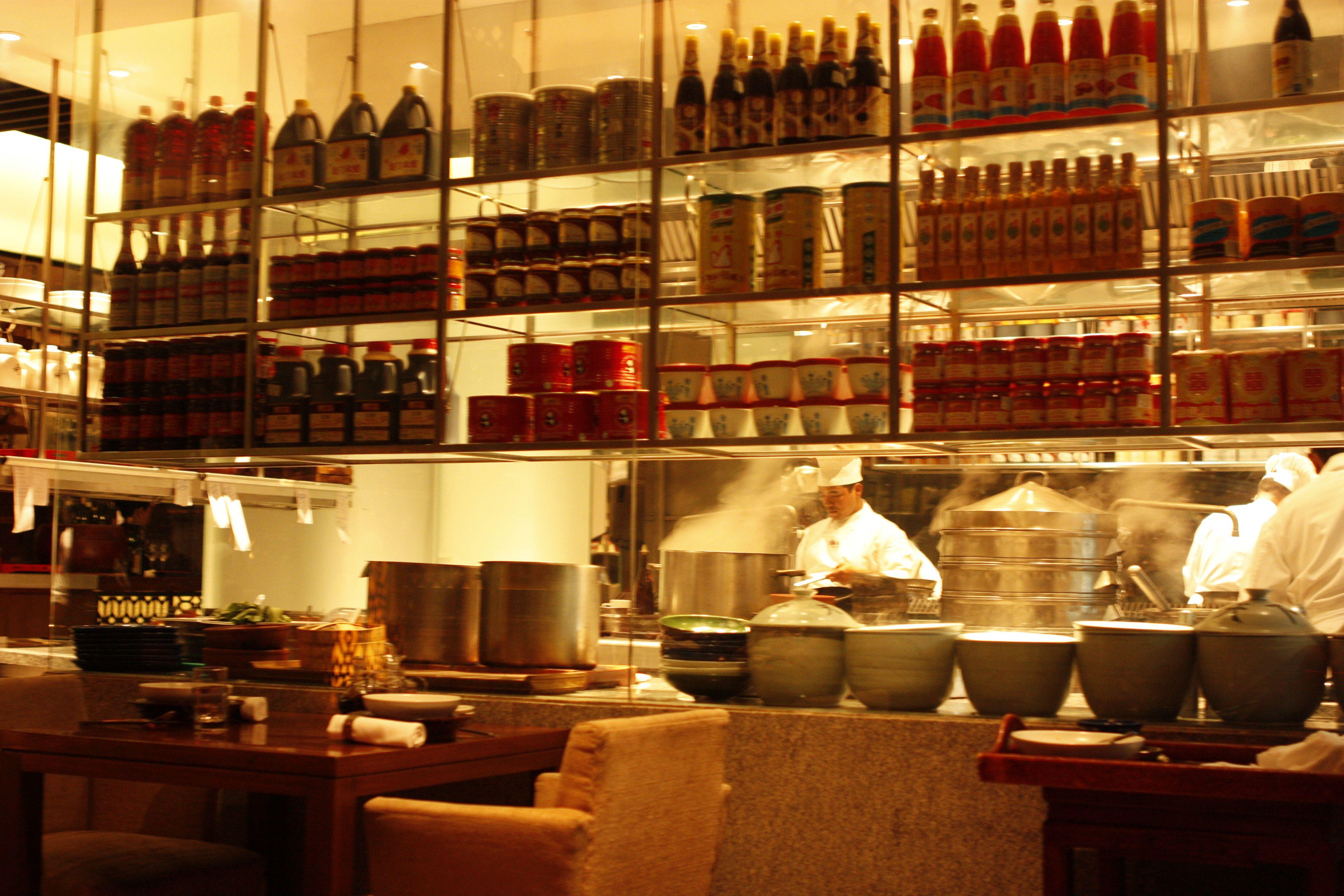 Open Kitchen Restaurant  Google Search  Work  Pinterest  Open Awesome Chinese Restaurant Kitchen Design Inspiration Design