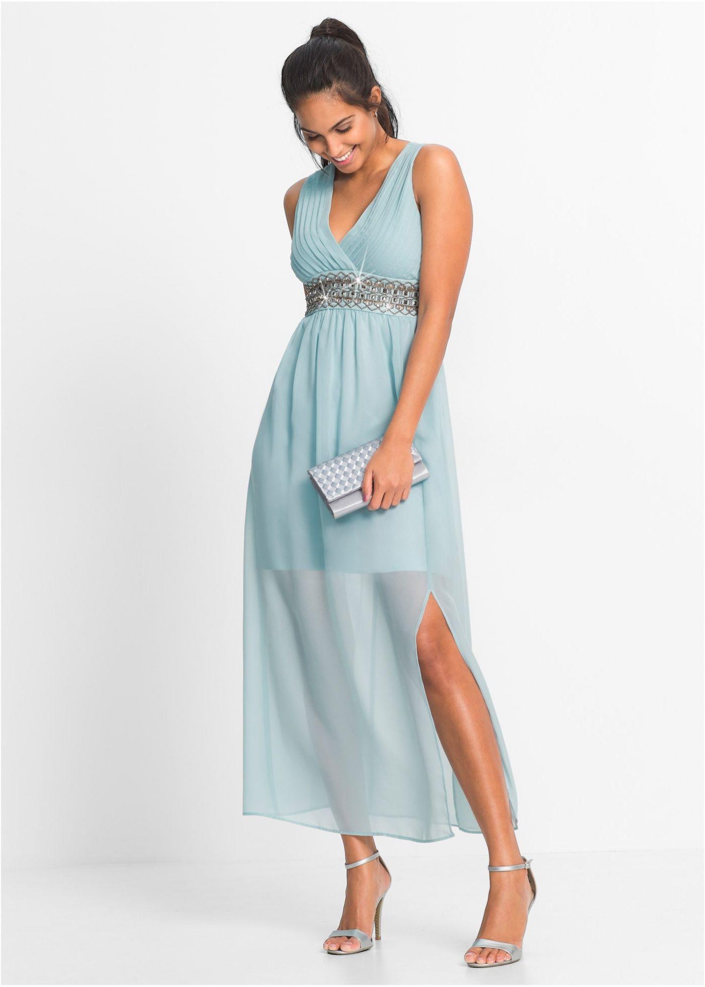 Pin von bonprix auf šaty  Lange kleider, Kleider, Abendkleid