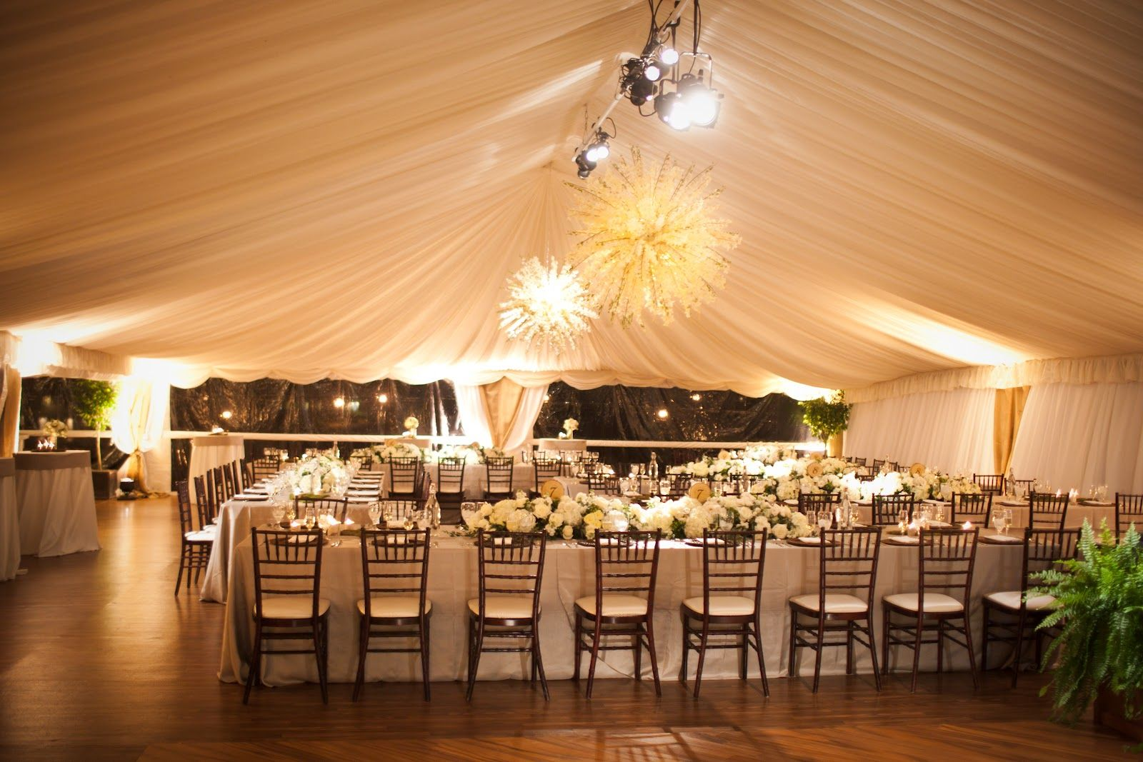 Wedding decoration designs  tent wedding decoration pictures  perfect The tent was from Traube