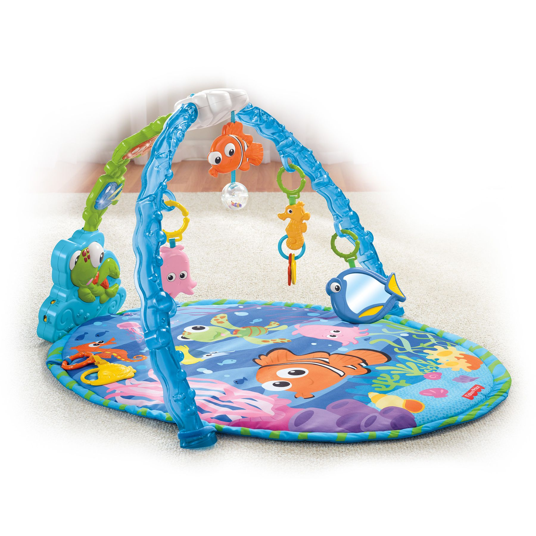 Finding Nemo Undersea Adventure Gym From Fisher Price