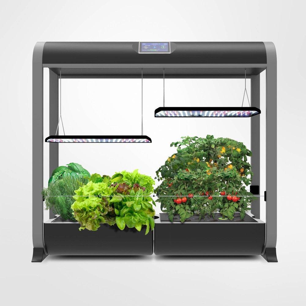 Aerogarden Farm Plus With Salad Bar Seed Kit Black 400 x 300