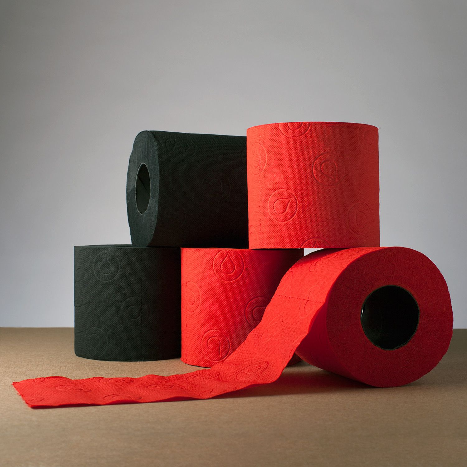 10 Colored Bathroom Tissue Some Of The