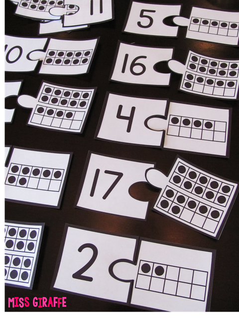 Building Number Sense in First Grade | Pinterest | Ten frames, Maths ...