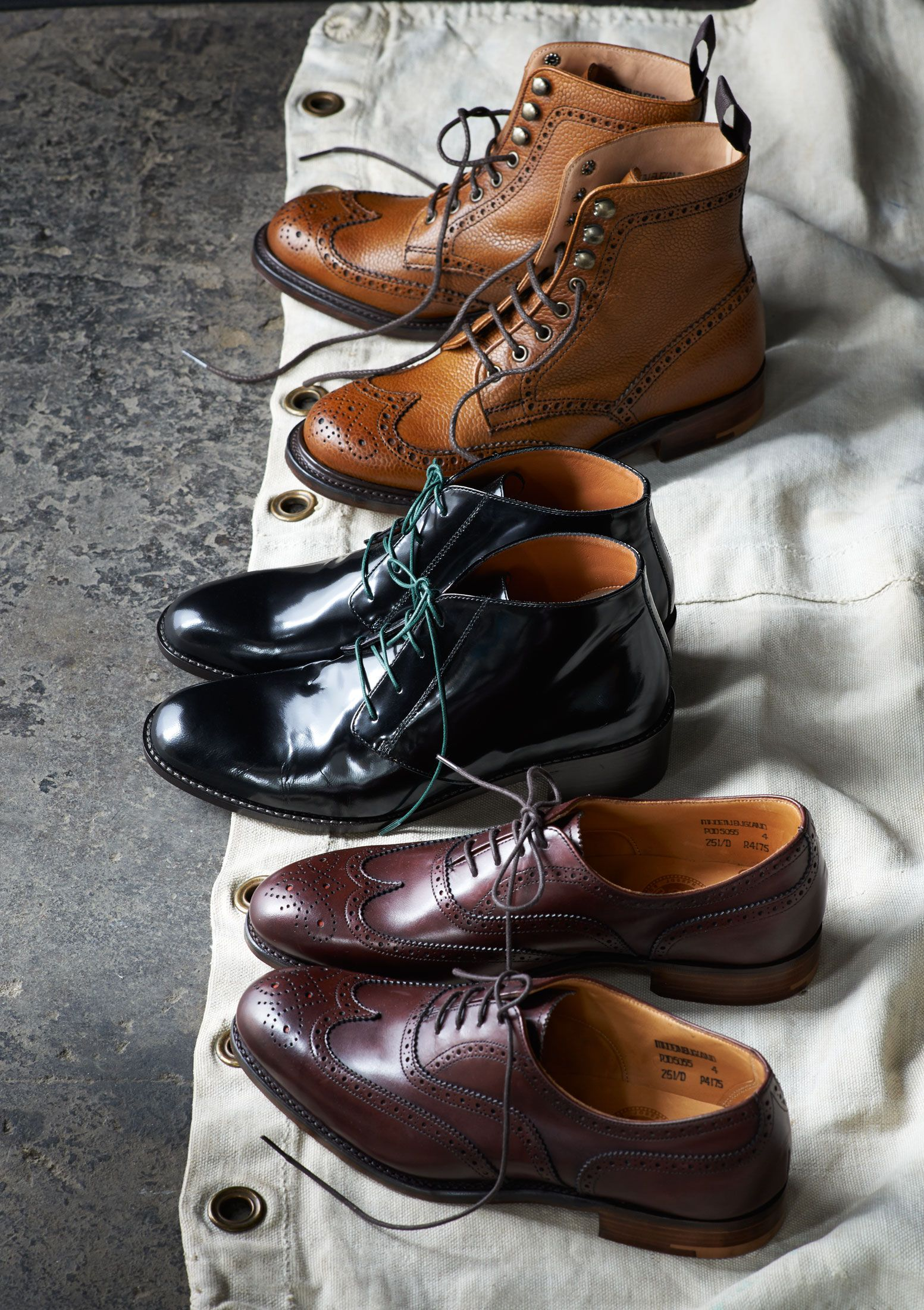 OLIVIA BOOT | TOAST | Best shoes for men, Oxford shoes