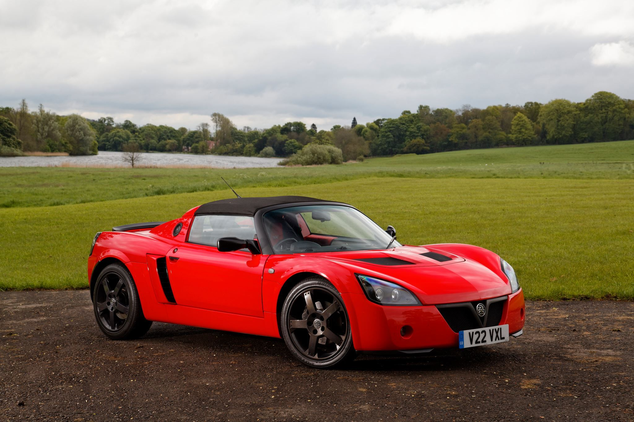 The classic Vauxhall VX220 has been voted into the Top 20 best used ...