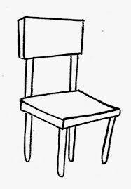 Resultado De Imagem Para Imagem Cadeira Para Colorir Utensilios