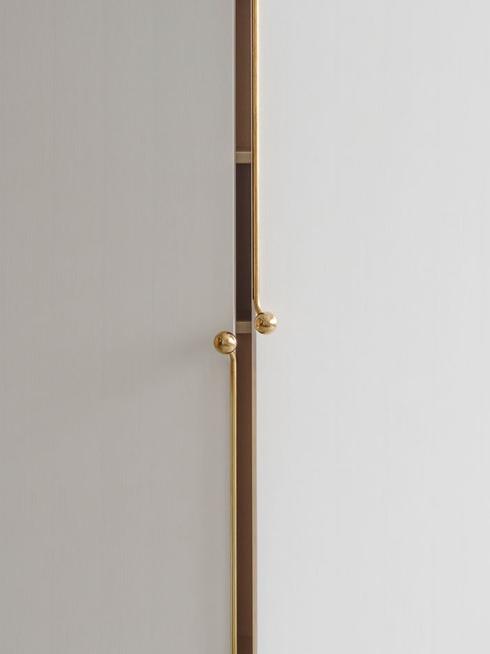 Beautiful Brass Detail Furniture Details Design Wardrobe Door Designs Artisan Furniture