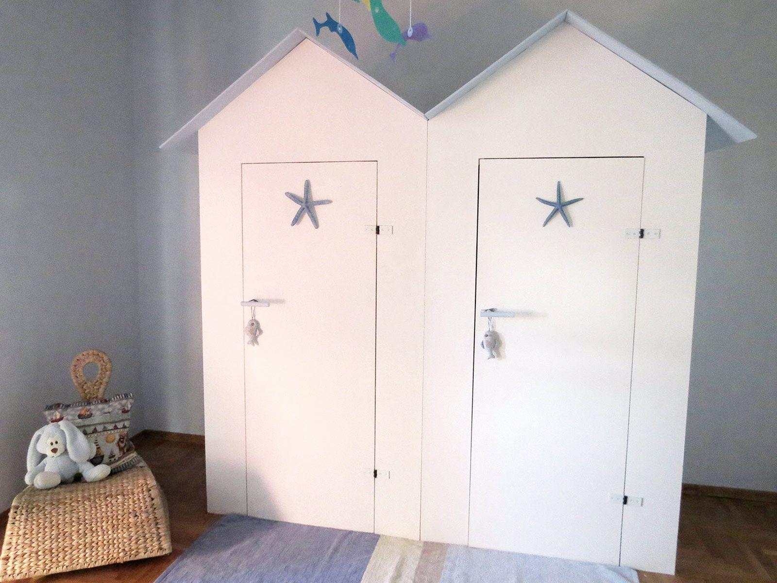 Armadio Bambini ~ L armadio dei bambini in una cabina cose di casa organizar