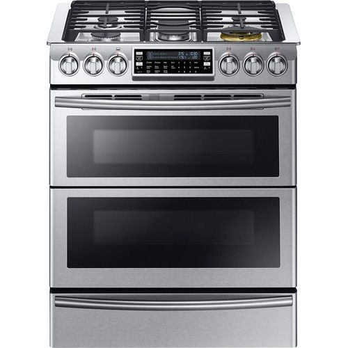 I Like This From Best Buy Gas Range Double Oven Dual Fuel