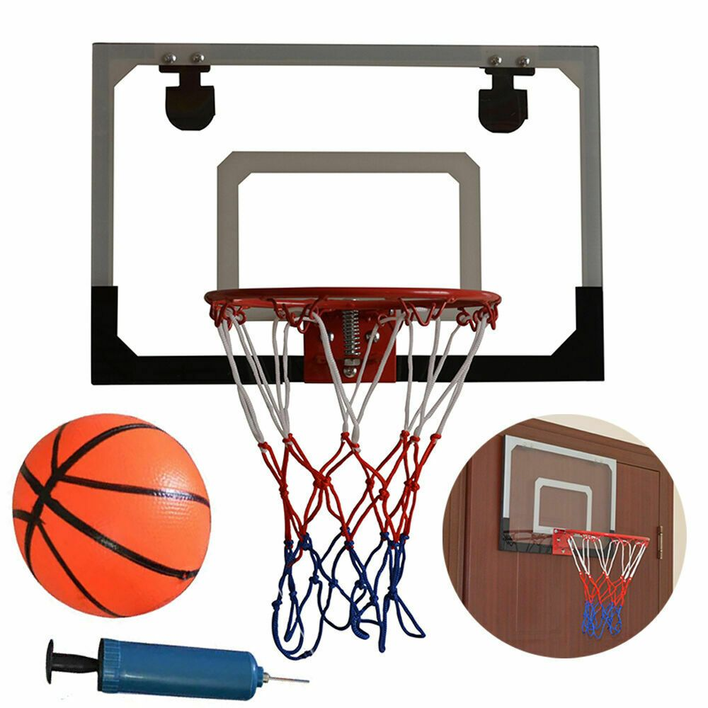 Advertisement Ebay Us Mini Pro Basketball Indoor Hoop Door Kids Mount Sports With Ball Free Gift Basketball Backboard Basketball Pump Indoor Basketball Hoop