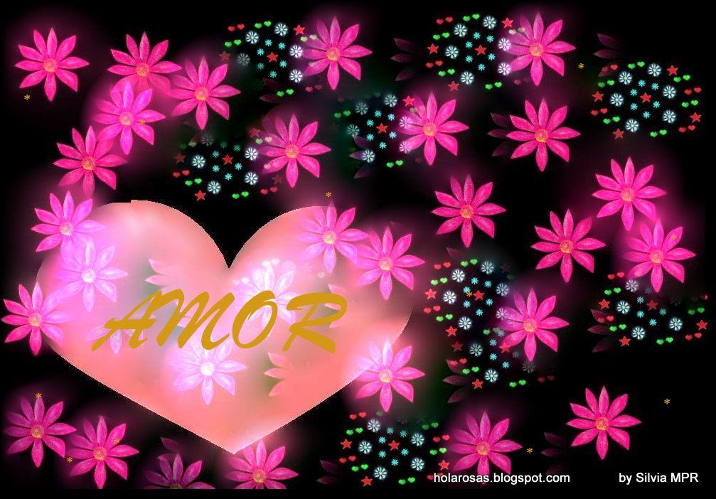 Imagenes De Rosas Con Movimiento: Imagenes De Corazones Con Movimiento Para Protector De
