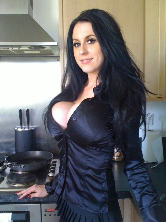 Big Breasts Tight Blouse