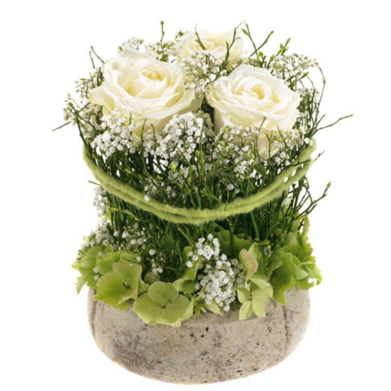 Épinglé par farigoux sur Compositions florales Centre de