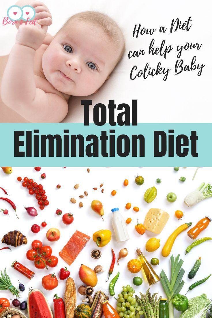 Bornandfed Did You Know A Diet Can Help Your Crying Breastfed Baby Not A Diet For Baby But A Diet Elimination Diet Baby Diet Elimination Diet Breastfeeding