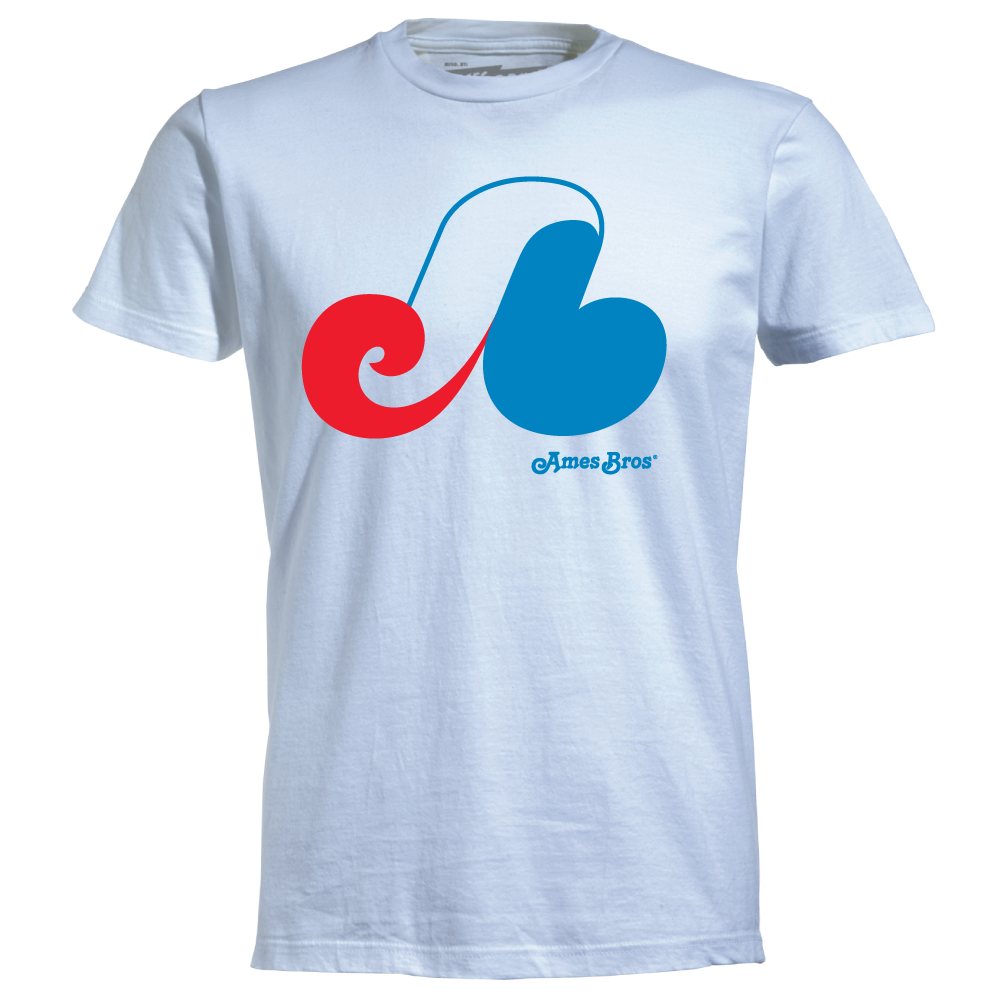 Ames Bros Big Leaguer T-Shirt