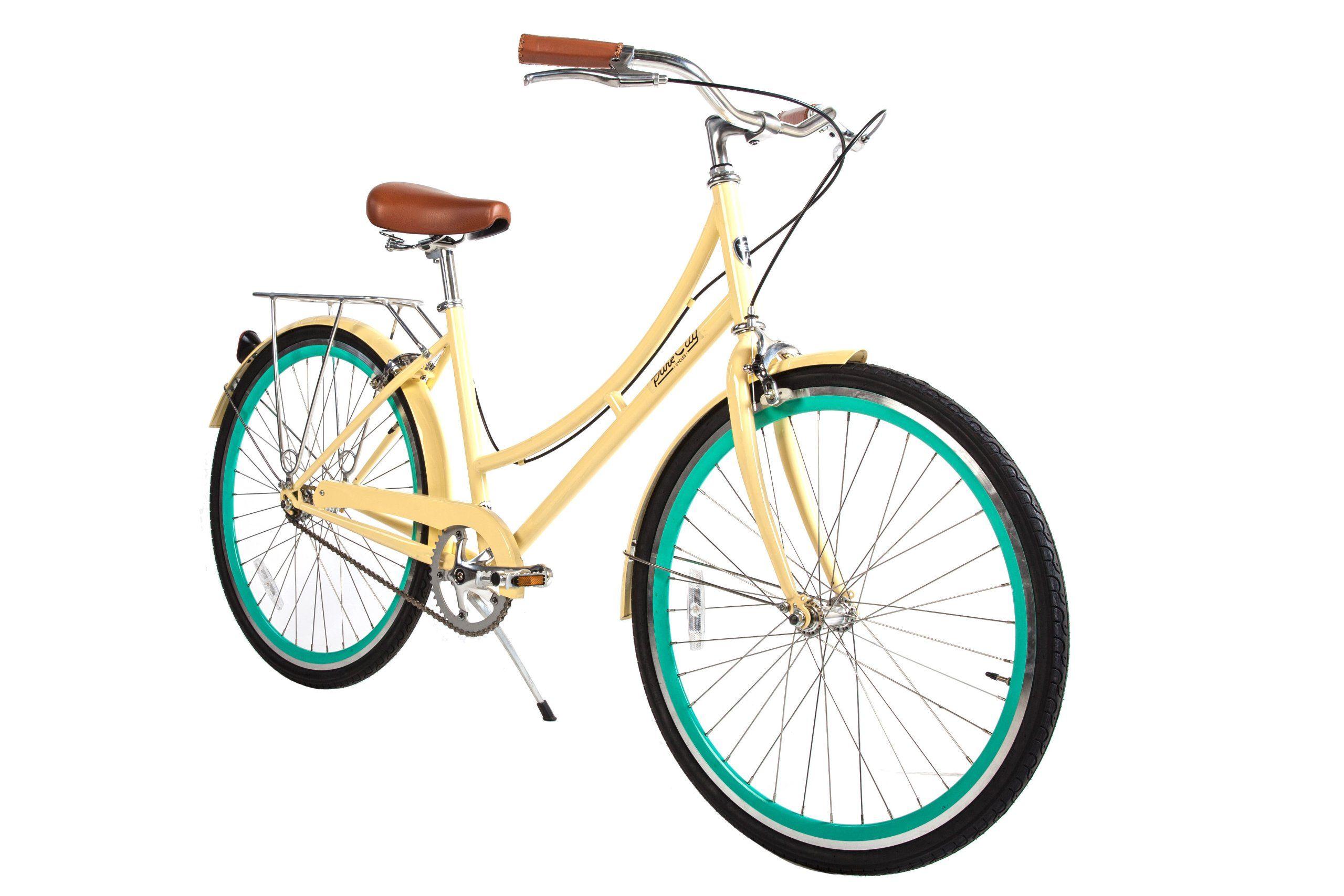 Amazon Com Pure City Cycles Dutch Style Step Thru City Bike 1