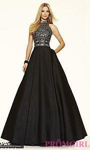 discounted mori lee prom dress