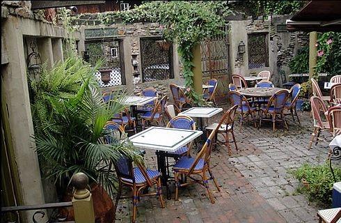 Zoubi Restaurant In New Hope Pa Beautiful Atmosphere Indoor Outdoor Dining