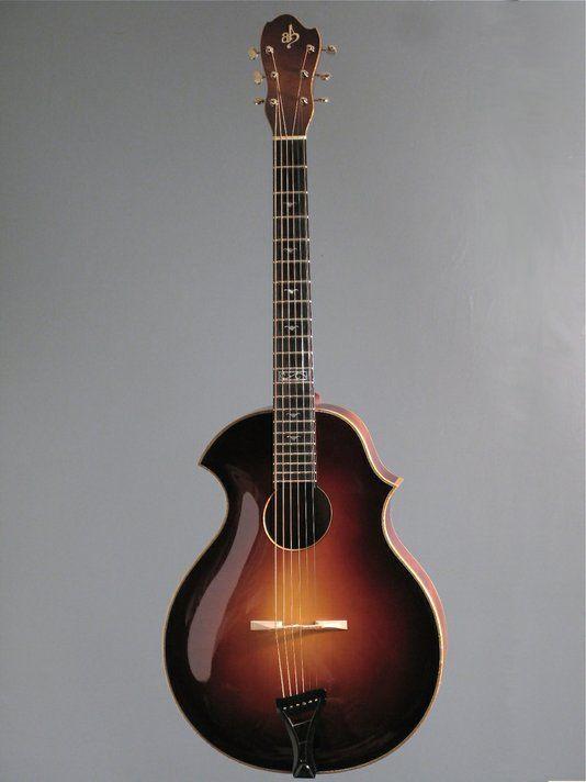 Andrews Zorzi Venician Arch-top Guitar