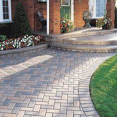 click to enlarge front porch pinterest unilock pavers
