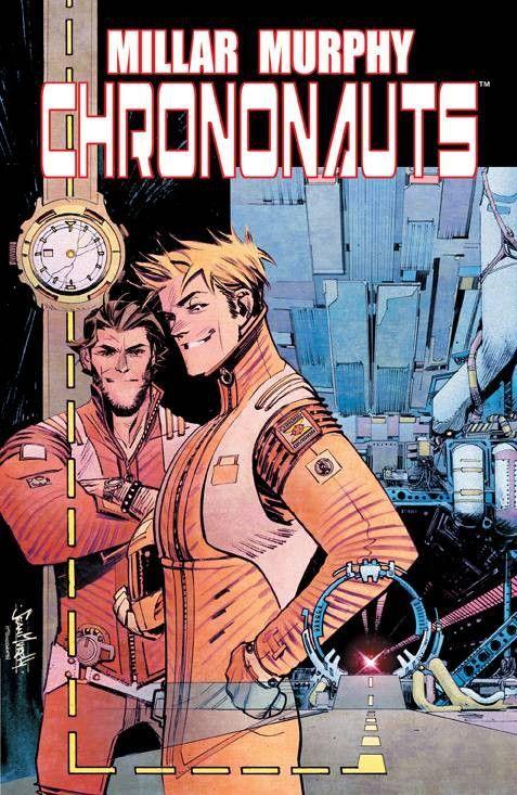 Chrononauts 2015 Vol 01 Tp Comic Books Art Comic Covers Image Comics