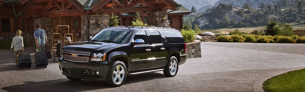 2014 Chevrolet Suburban - Coastal Chevrolet | New ...