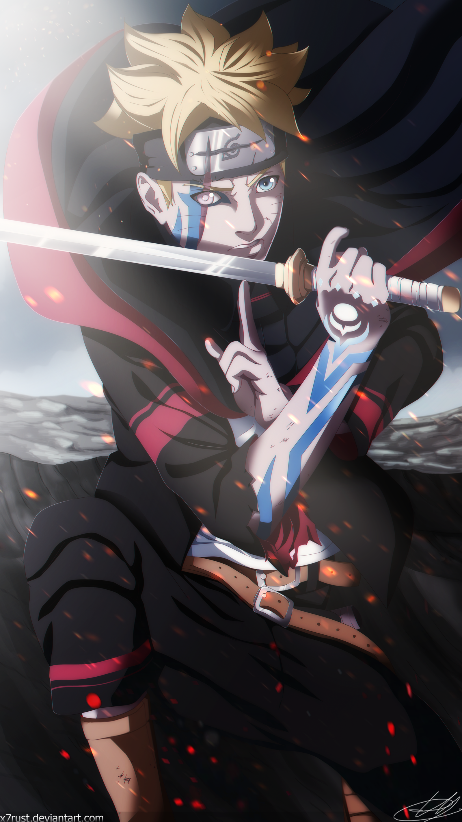 Boruto - Next Generation by X7Rust