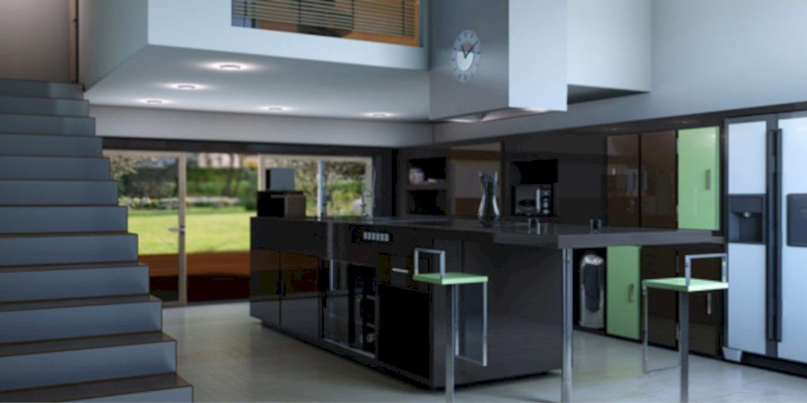 15 Super Cool Kitchen Bar Designs  Bar Kitchens And Woods Prepossessing Cool Kitchen Designs Decorating Inspiration