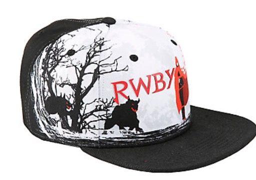 04a16b1a5ce RWBY Hat!!! -Hot Topic