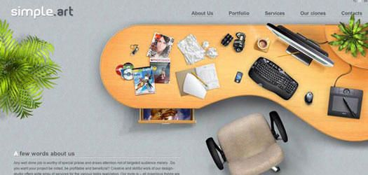 Ideas Sites With Spectacular And Original Design Amazing Web