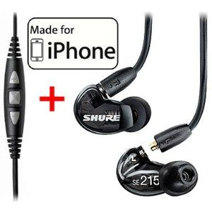 Shure Se215 S Are Great Midrange Headphones You Can Replace The Wires When They Break Shure Se215 Shure Headphones Earphone