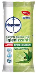 Diventa Tester Salviette Multisuperifici Igienizzanti Napisan con AlFemminile