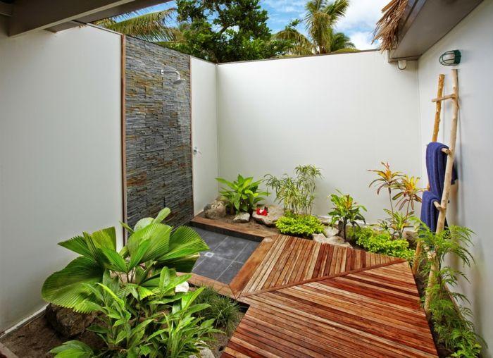 gartengestaltung mit stein garten gestalten vorgarten gestalten mit