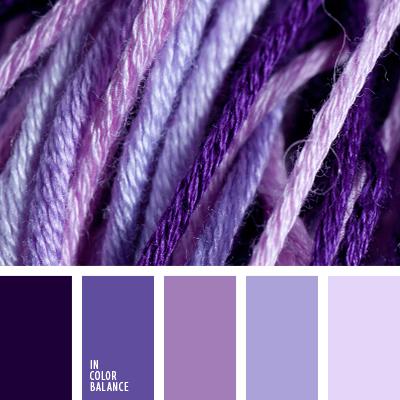 Color Lila Color Malva Color Morado Malva Oscuro Matices De - Que-colores-combinan-con-el-lila