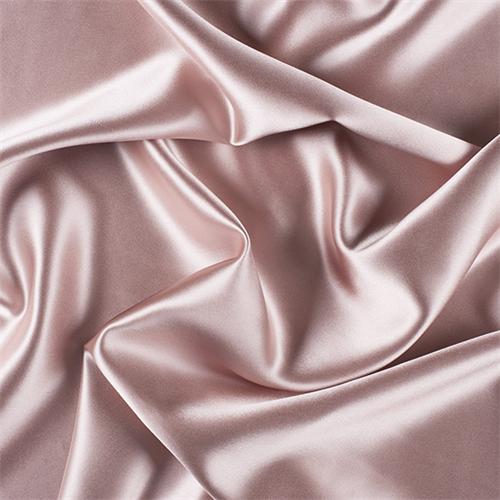 100% Silk Fabric Nude Pink Tone Light Weight Sheer Organza