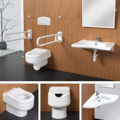 baños para discapacitados   Tono Bagno   Banheiro para ...