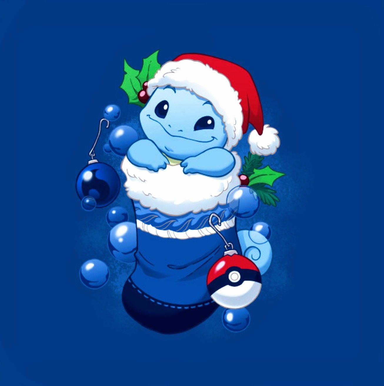 Pin By Christopher Johann On Pokemon Christmas Pokemon Cute Pokemon Anime Christmas