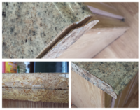 How To Repair And Refinish Laminate Counters Refinish