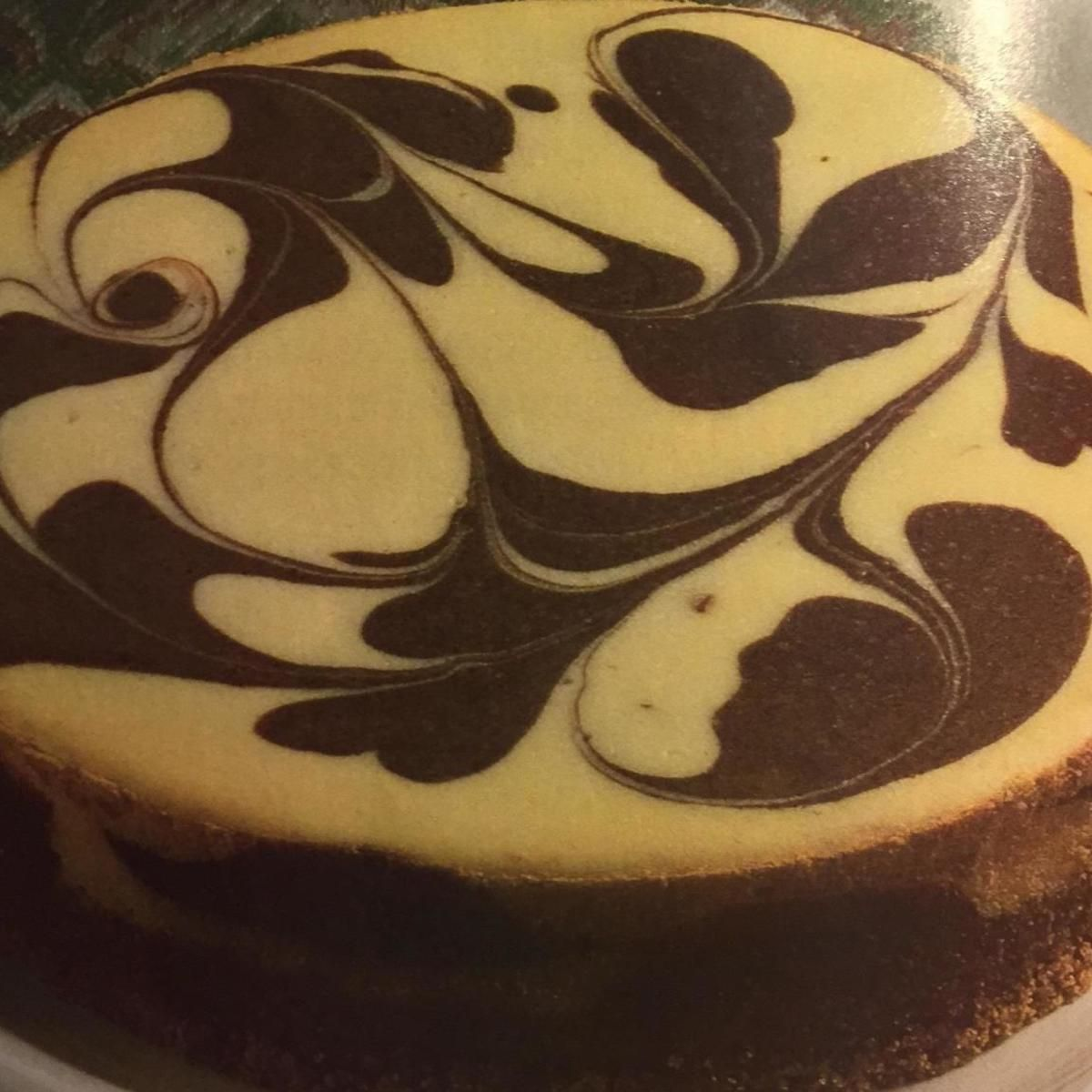 Marble Cheesecake Recipe Marble Cheesecake Chocolate Swirl Cheesecake Cheesecake