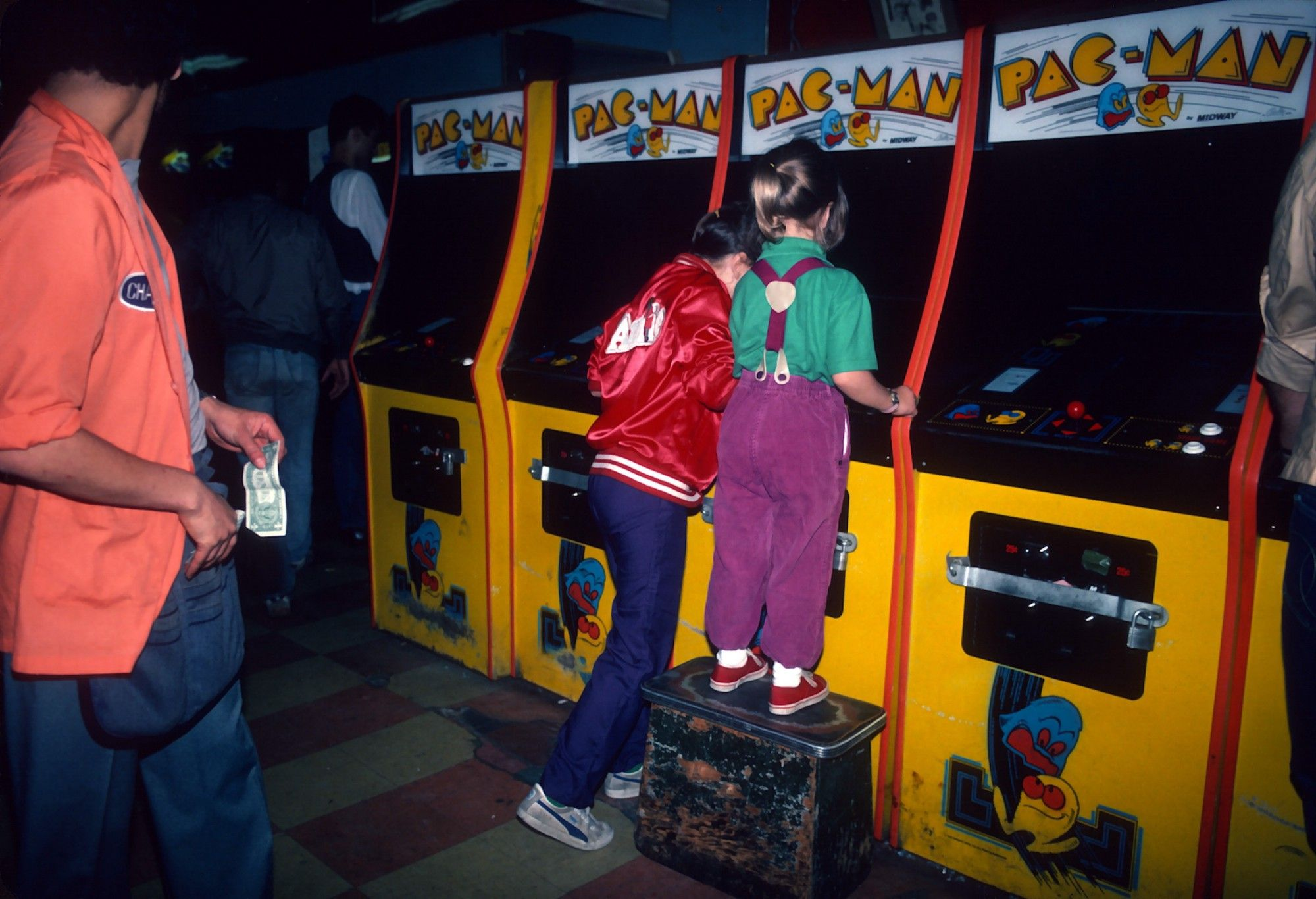 Further proof 80s kids are still cooler than us Arcade