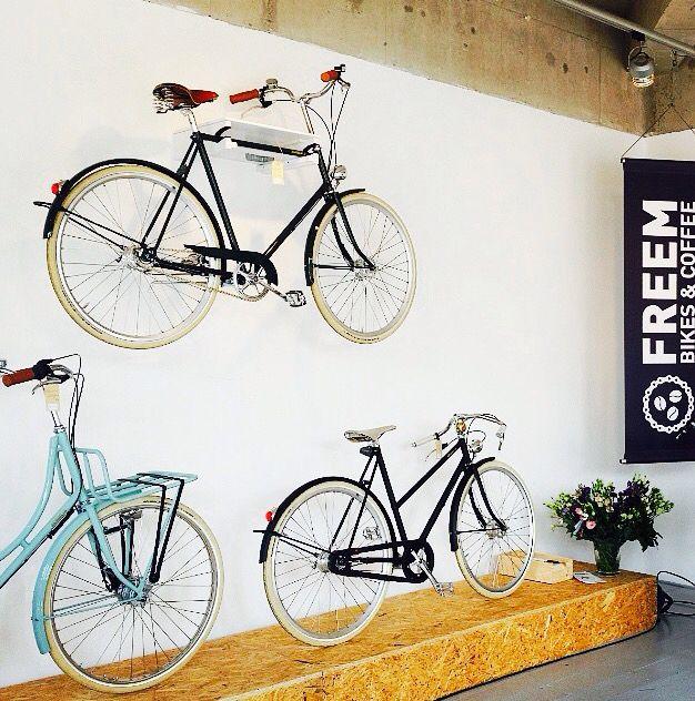 Freem Bikes Coffee Gansstraat Coffee Bike Bike Cycling Route