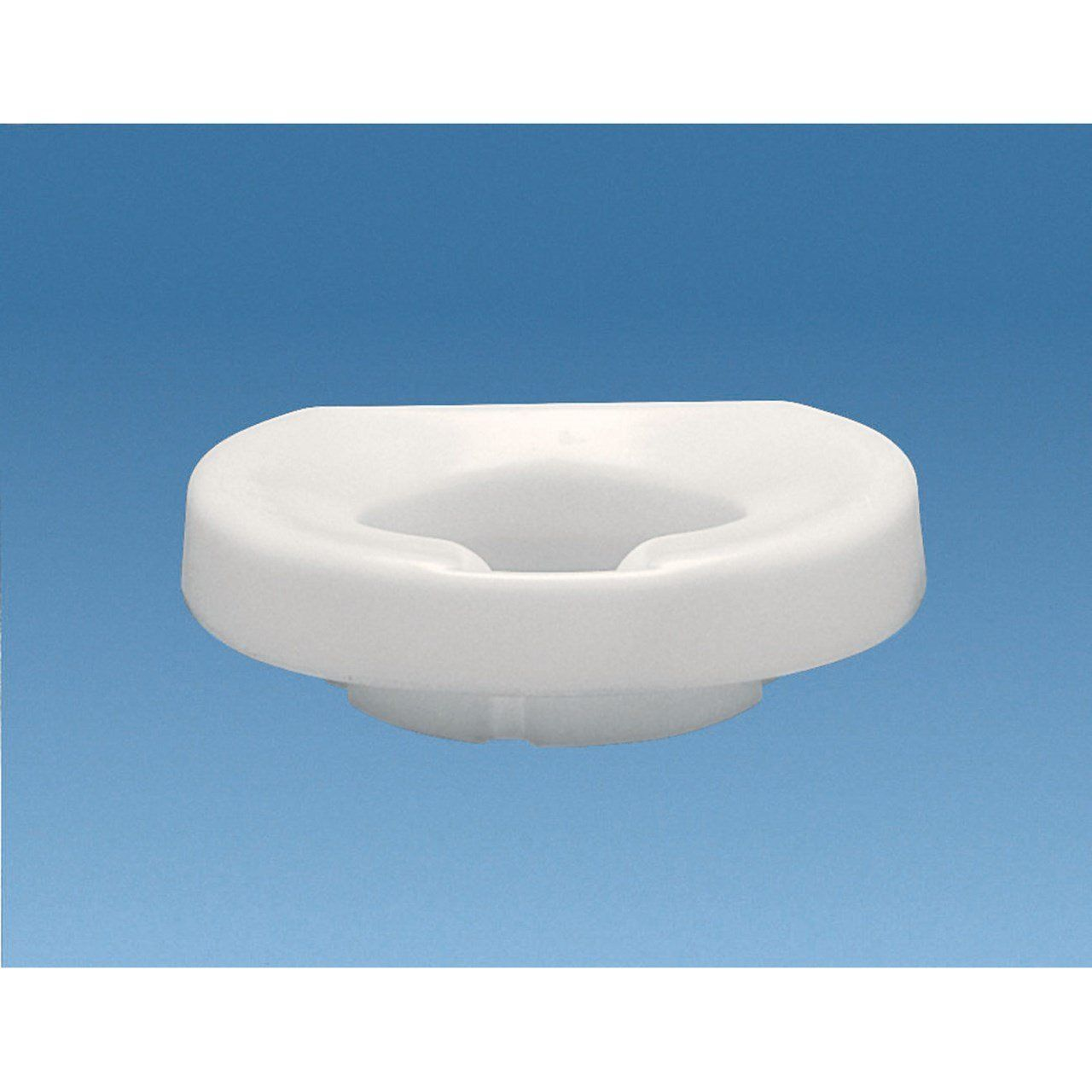 """Toilet Seats: Ableware 725831002 2"""" Elevated Toilet Seat Compatible ..."""
